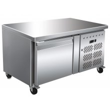 Mesa refrigerada GN1/1 bajo cocina 1 puerta 1360x700x650h MRBAJA1