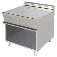 Mueble abierto 800x700x900h mm N722 ARISCO