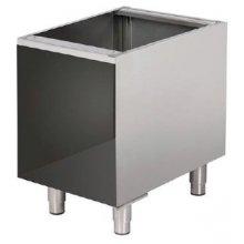 Mueble soporte sin puertas 1200x560x630h mm D731 ARISCO