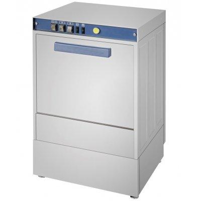 Lavavasos Industrial con Cesta de 40x40cm de 490 x520 x780h mm ARISCO CH400ECO