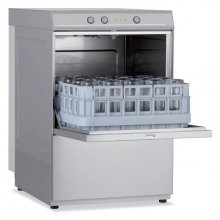 Lavavajillas Industrial con Cesta de 38.5x38.5cm de 440x530x670h mm CH400
