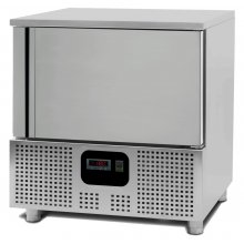 Abatidor de Temperatura Mixto 8 Bandejas GN1/1 de 790x700x1290h mm CR08ECO