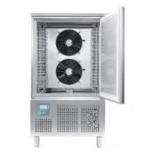 Abatidor de Temperatura Mixto 12 bandejas GN1/1 y 600x400 mm de 790x800x1600h mm CR-121