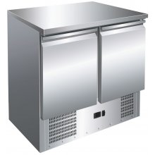 Mesa Refrigerada Compacta GN1/1 2 Puertas 900x700x860h mm S901