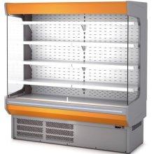 Mural Refrigerado Expositor DOCRILUC Lácteos y Charcutería Fondo 860 de 970 x860 x2020h mm M-8-100