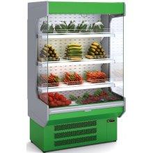 Mural Refrigerado Expositor DOCRILUC Frutas y Verduras Fondo 725 de 2900 x725 x2020h mm M-6-290V