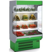 Mural Refrigerado Expositor DOCRILUC Frutas y Verduras Fondo 860 de 1480 x860 x2020h mm M-8-150V