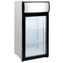 Expositor Sobremesa Congelación 80 litros 1 Puerta de 470 x460 x1000h mm FT-80L