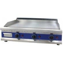 Frytops a Gas Acero Rectificado 12 mm de 950x610x340h mm ICG950