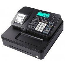 Caja Registradora CASIO SE-S100 con Factura Simplificada SE-S100SB-BK Negra