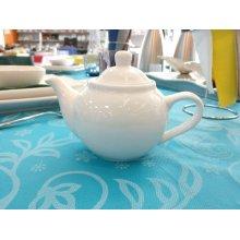 Tetera 280cc de 12,5cm de Porcelana Serie Singapur 01S0514 EURODRA (1 ud)