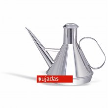Alcuza Aceite Acero Inox 1.0Lts 334100 Pujadas (1 ud)